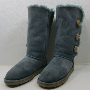 UGG Triple Bailey Button Boots Insulated Australia